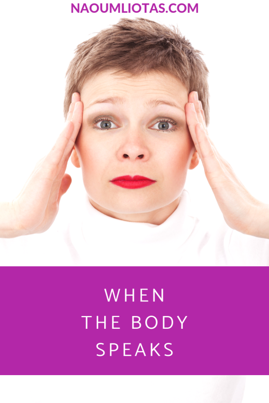 Somatization and how the body speaks